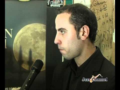 Interview @ Michel Rosciglione (Jazz Channel)
