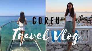 Corfu Travel Vlog- Boots Tour, Tag am Pool🌴
