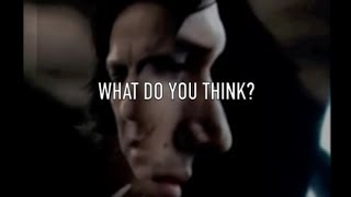 Casting Adam Driver as a younger Severus Snape? Piton Harry Potter kylo ren