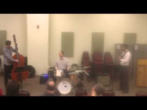 "A tune called ""All the Things You Are"" from my senior recital at Webster University."