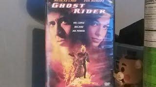 Watching Ghost Rider