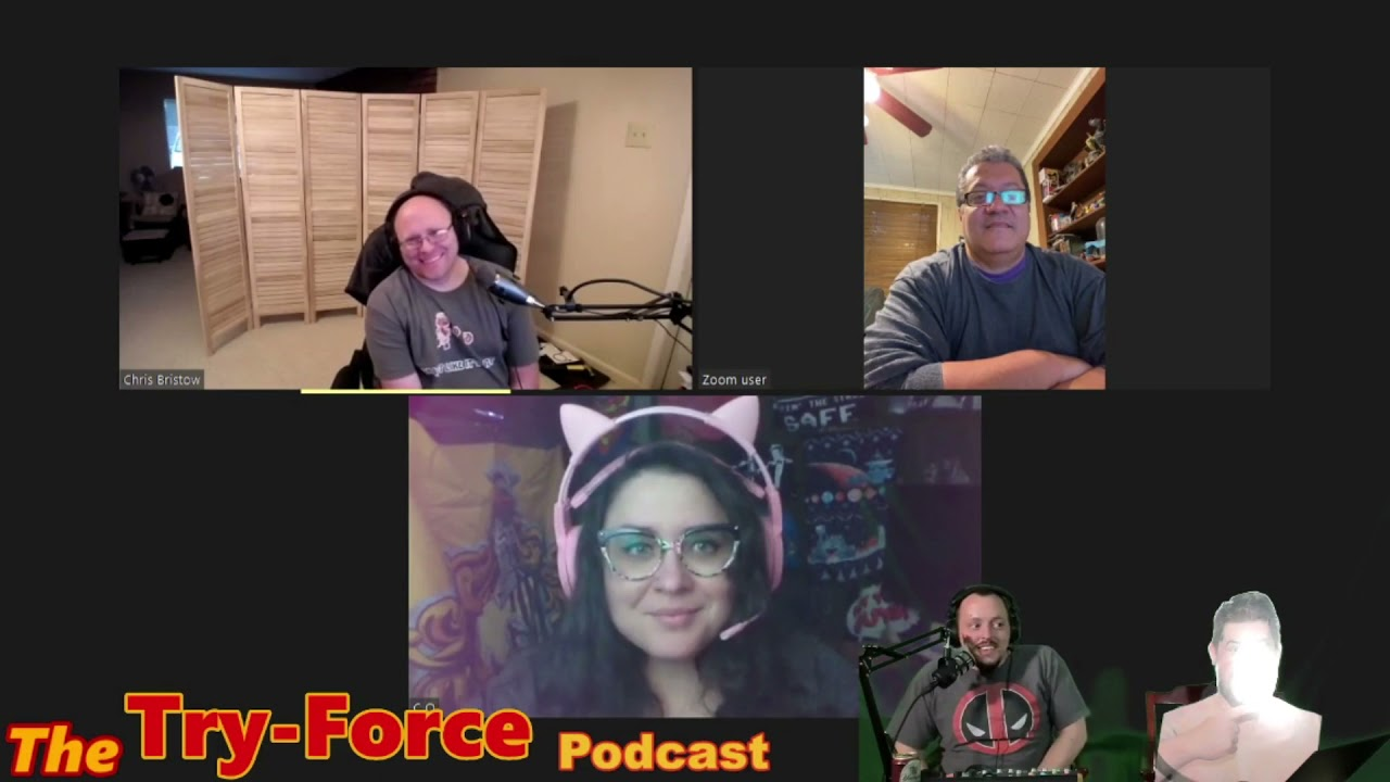 #220 Try-Force Podcast: Thick Boy Battle Cat Orko's Got a Shiv