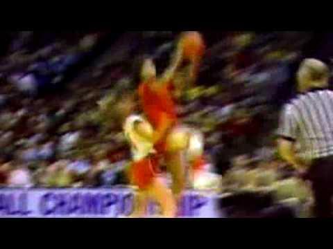 Legent of WNBA Cheryl Miller