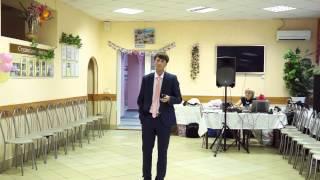 Жених поет для невесты на свадьбе песню (Д. Билан Моя невеста)