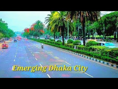 Dhaka Mirpur Road Exciting Motovlog || Emerging Bangladesh