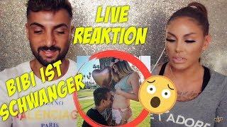 Bibi ist schwanger 😱 live Reaktion | Lisha&Lou