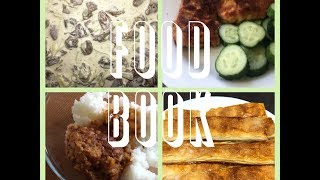Food Book что я готовлю для семьи (простые рецепты)
