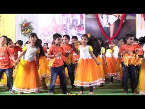 Saibaba CentralSchool Annual day 2015-16