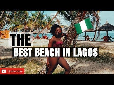 LAGOS, NIGERIA BEACH VLOG | La Campagne Tropicana | Sassy Funke