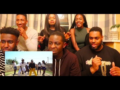 Killer Kau Ft. Mbali - Tholukuthi Hey! ( REACTION VIDEO ) || @euphonik @killerkau @MbaliSikwane