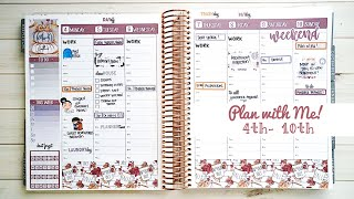 Plan with me ! Planner Kate Sticker Kit