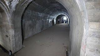 連合艦隊司令部地下壕、公開=旧日本海軍が拠点にした慶応日吉キャンパス