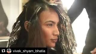 How to do a French Balayage Haircolor | Shyam's salon & academy | Mumbai