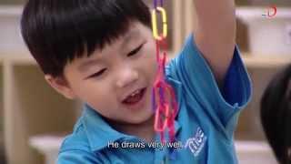A Day At An MOE Kindergarten