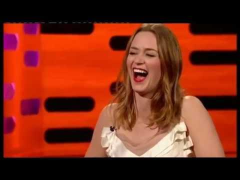 Emily Blunt vidéo de sexe