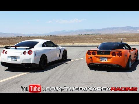 Ultimate Drag Race Z Vs Gtr Vs Vs Twin Turbo Z