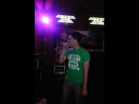 Best Eminem Impression EVER (Karaoke)
