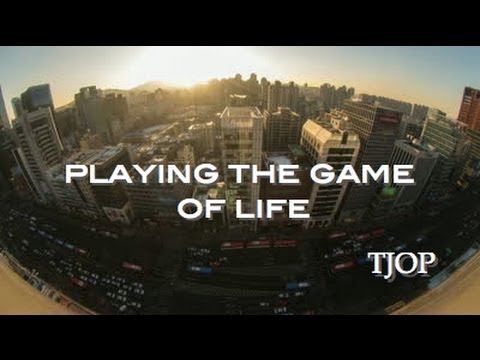 Playing the Game of Life – Alan Watts