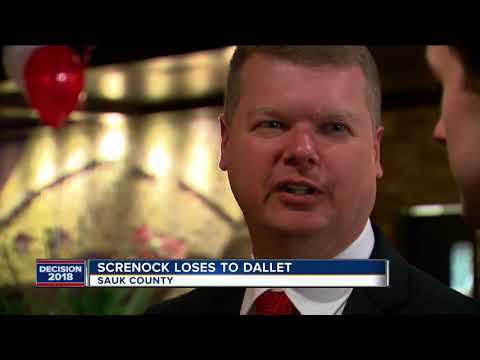 Screnock Loses To Dallet In Wisconsin Supreme Court Race