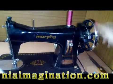 How To Use And Maintain Basic Sewing Machine For Beginners Full