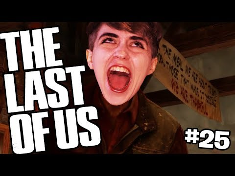 DINNERTIME WITH DAVID! The Last of Us (Part 25)