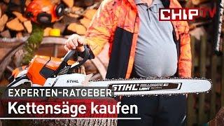 Kettensäge kaufen - Experten-Ratgeber deutsch   CHIP