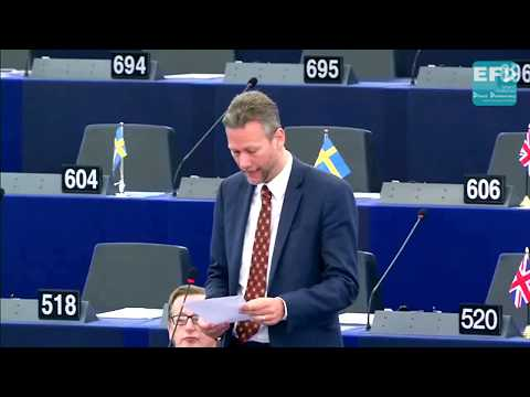Fair trade for Africa, not aid - Nathan GILL MEP
