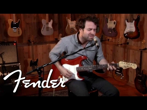 Dawes' Taylor Goldsmith Performs 'Million Dollar Bill' | Fender