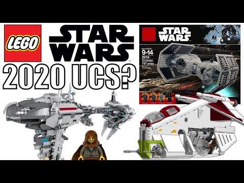 LEGO Star Wars 2020 UCS SETS!? WE DECIDE!