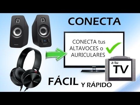 como-conectar-altavoces-o-auriculares-a-la-televisión-(fácil-y-rápido)