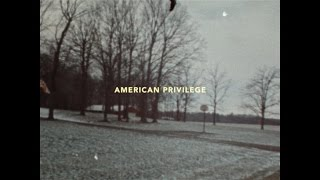 ALLEN STONE // AMERICAN PRIVILEGE // OFFICIAL VIDEO