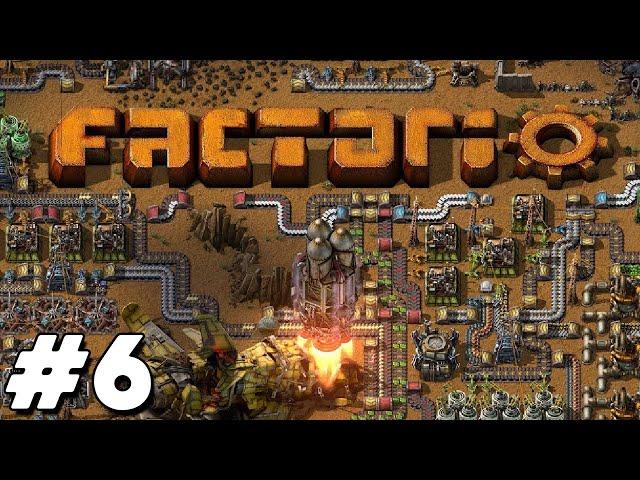 Factorio - Shipping Warfare - E.6