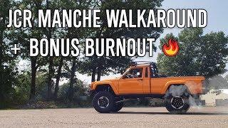 JcrManche Walkaround Video   Jeep Comanche