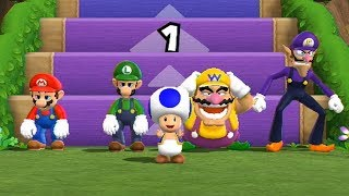 Mario Party 9 - Step It Up (Master Difficulty)