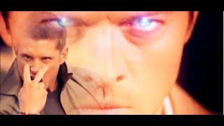 Castiel & Dean - Eye of the Tiger Feat. Jensen Ackles