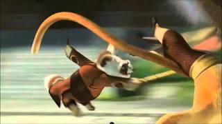 Kung Fu Panda! Skillet