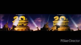 Logo Comparisons: 20th Century Studios/Searchlight Pictures