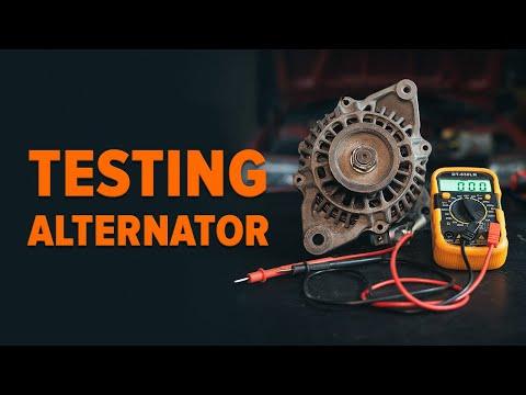 How to test a car alternator   AUTODOC tips