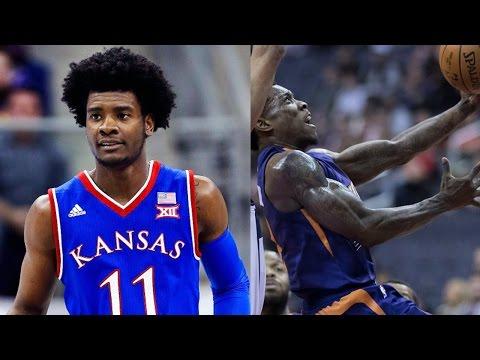 Do The Suns Draft Josh Jackson? Trade Eric Bledsoe & Draft A Point Guard?
