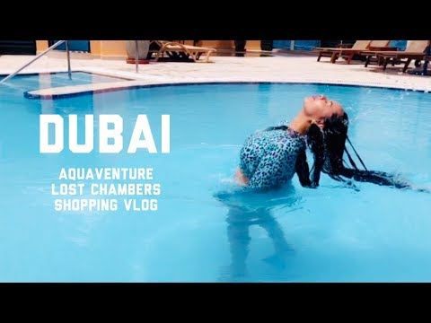 Lost Chambers and Aquaventure|Atlantis Palm | Dhruva Gandhi