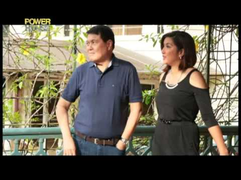 Manny Villar tours us in his Tagaytay rest house | POWERHOUSE