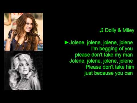 Miley Cyrus/Dolly Parton -