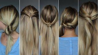 ✄ 5 coiffures rapides : du lundi au vendredi #3 Thumbnail