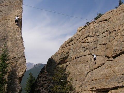 Kent Mountain Adventure Center - Rock Climbing School & Camp