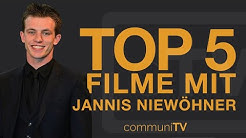 TOP 5: Jannis Niewöhner Filme