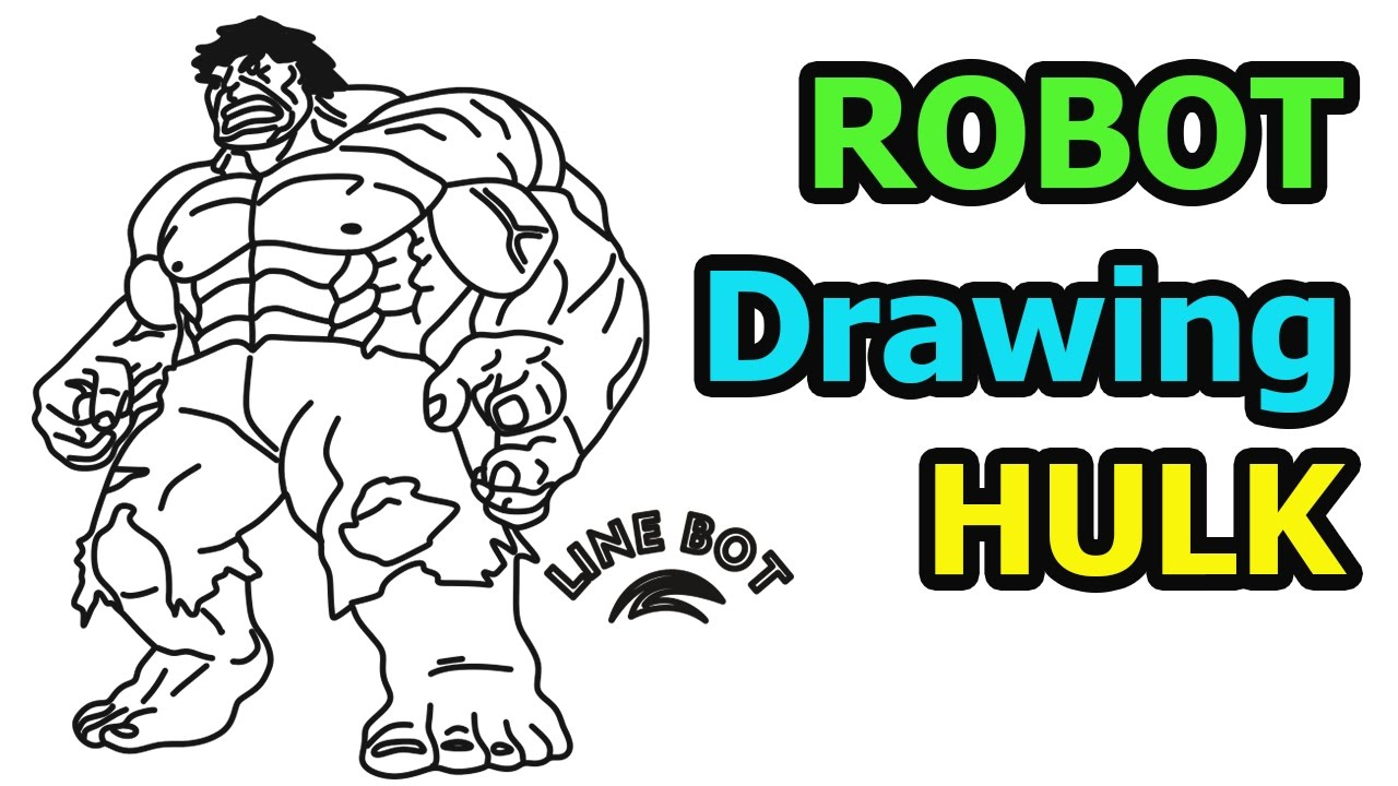 how to draw hulk quick easy drawing cartoon for kids