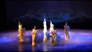 第四幕《大漠敦煌丝绸路》Fourth Act:Mogao Caves and Silk Road -- 西雅图歌舞团歌舞剧《走向梦土》