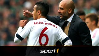 Guardiola: Darum haben wir uns nicht um Thiago bemüht | SPORT1 - TRANSFERMARKT