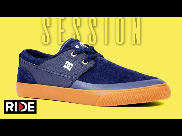 DC Wes Kremer 2 - Shoe Review SESSION