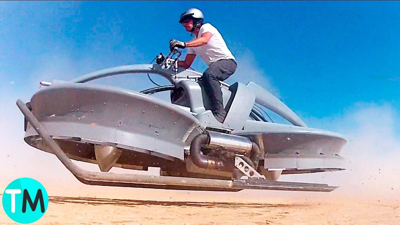 5 motocicletas voladoras que no creer s que existen youtube for 7 piscinas que no creeras que existen
